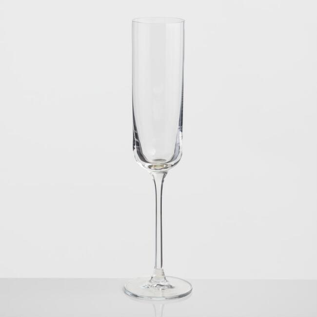 Linea Champagne Flutes Set of 4