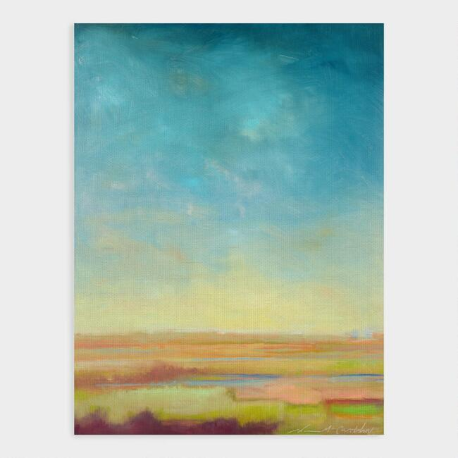 A Day of Dreams by William McCarthy Canvas Wall Art