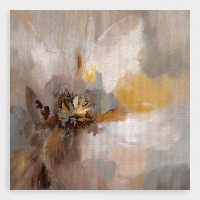 Petals Whisper by Nan Canvas Wall Art