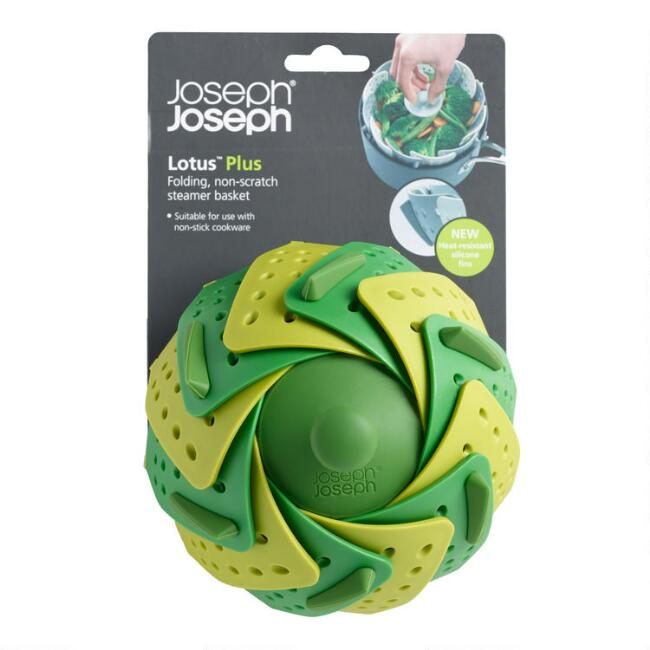 Joseph Joseph Lotus Plus Collapsible Steamer Basket
