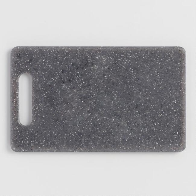 Small Black Speckled Poly Cutting Board