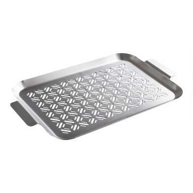 Large Stainless Steel Grilling Grid