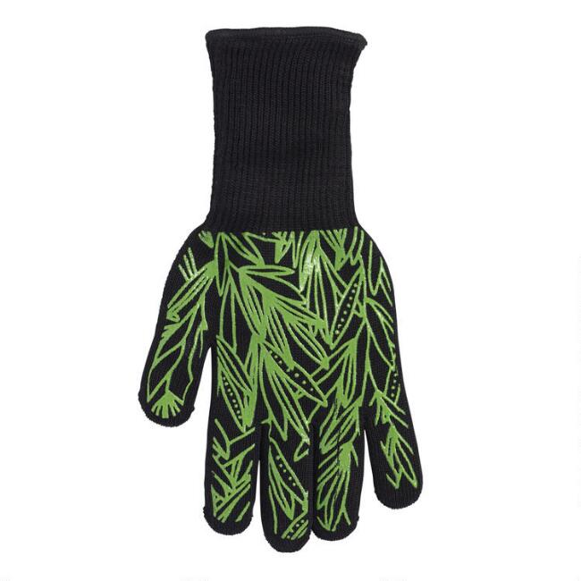 Charcoal Companion Pit Mitt Reversible Grilling Glove