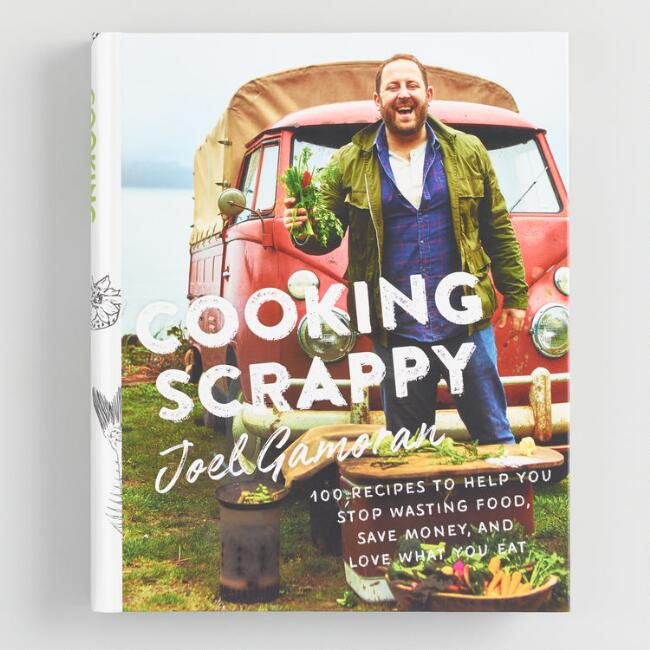 Cooking Scrappy Cookbook