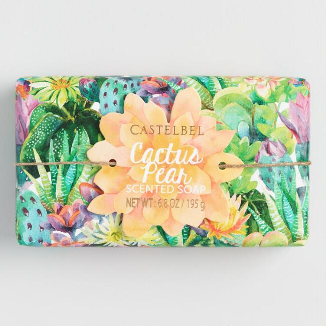 Castelbel Succulents Cactus Pear Bar Soap