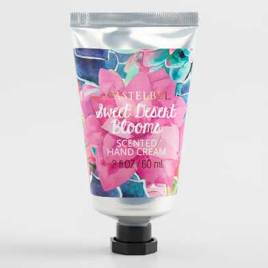 Castelbel Succulents Desert Blooms Hand Cream Set of 2
