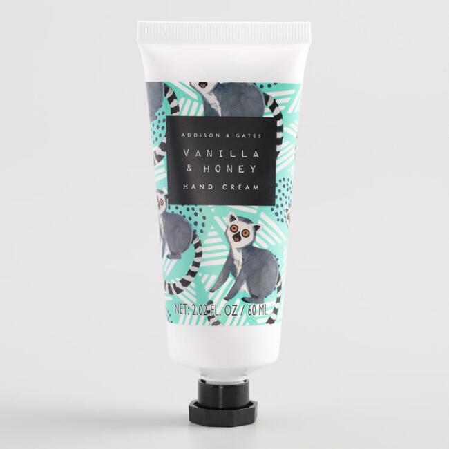 A&G Jungle Essence Vanilla and Honey Hand Cream Set of 2