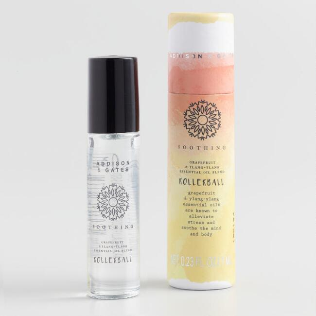 A&G Aromas Grapefruit and Ylang Ylang Roll On Essential Oil