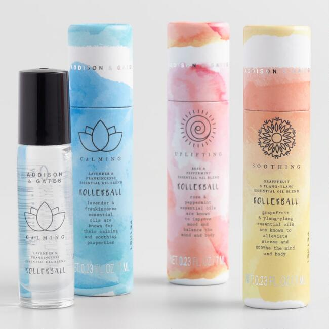 A&G Aromas Roll On Essential Oil Collection