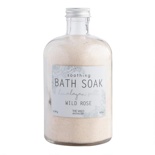 Apothecary Extracts Pink Himalayan Salt Bath Soak
