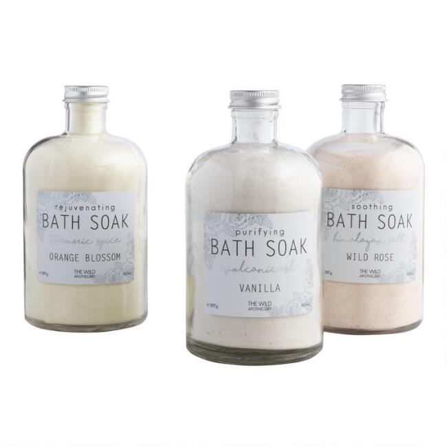 Apothecary Extracts Bath Soak Collection
