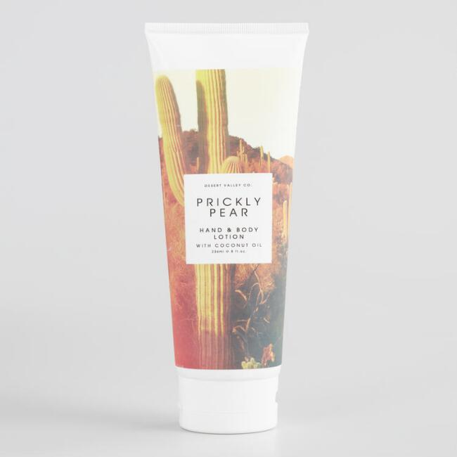 Desert Valley Prickly Pear Body Lotion