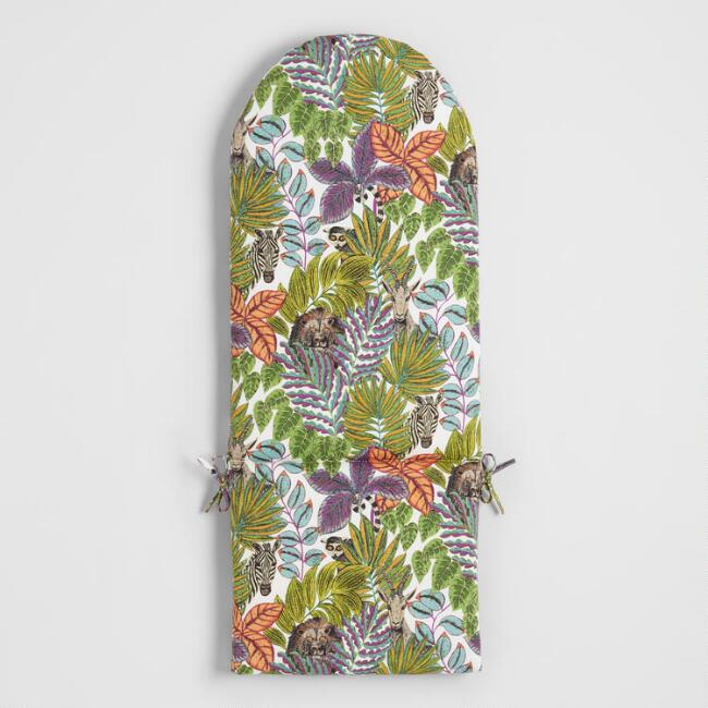 Jungle Love Adirondack Chair Cushion