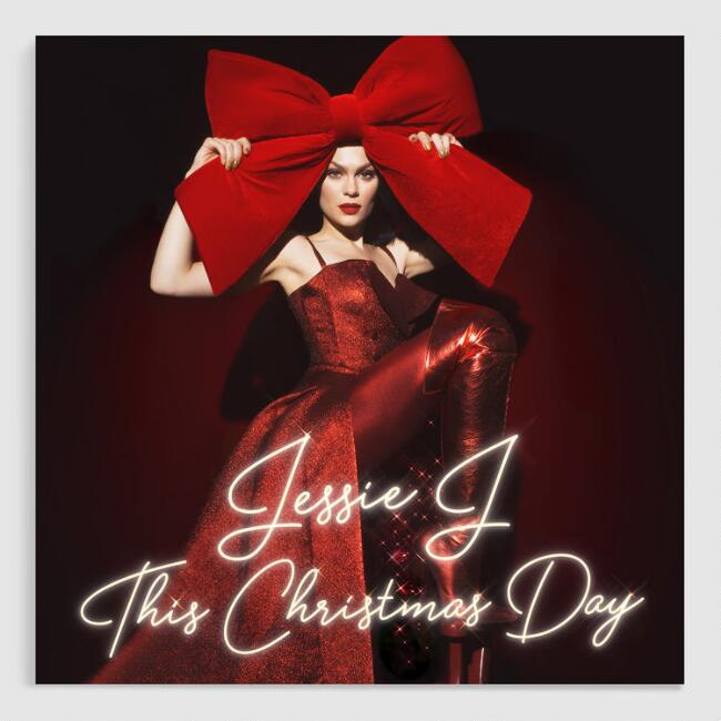 This Christmas Day by Jessie J Holiday CD