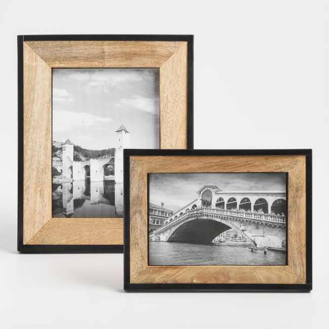 45d8d34d8a Affordable Picture Frames, Wall Frames and Unique Table Top Frames | World  Market