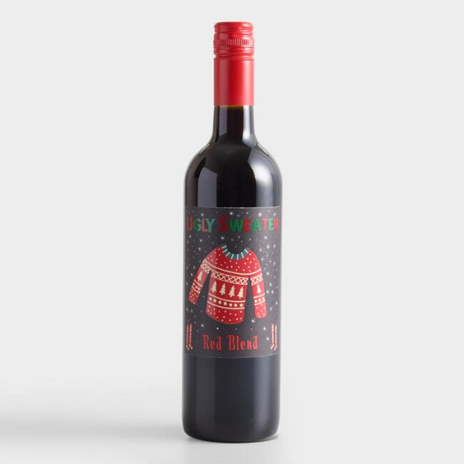 Ugly Sweater Red Blend