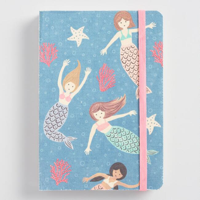 Small Mermaid Tales Journal