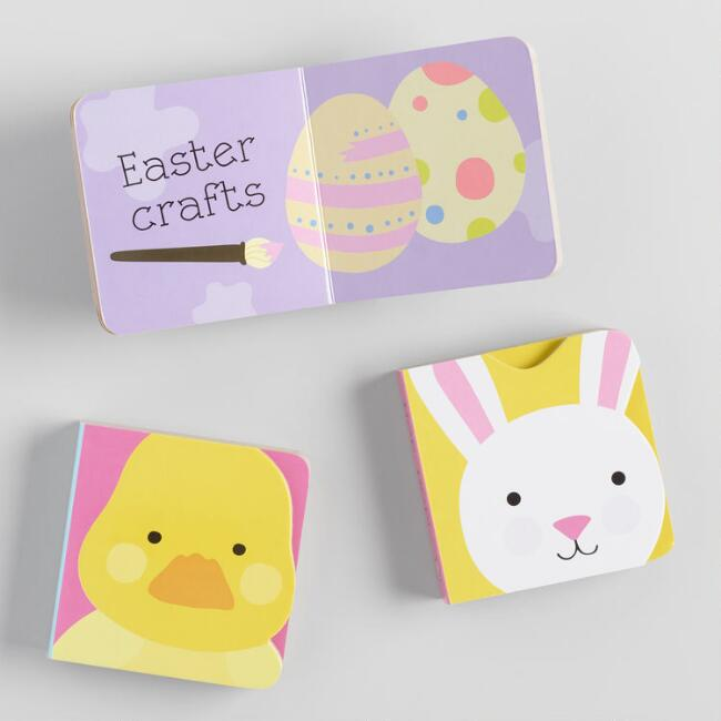 Chunky Easter Board Books 3 Pack