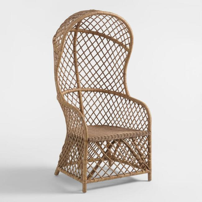 Natural Rattan Safiya Egg Chair