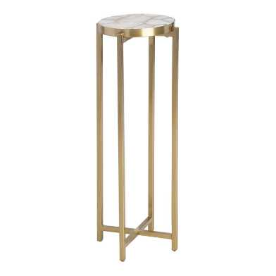 Natural Quartz Lilian Drink Table
