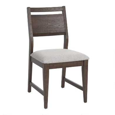 Wood Dominick Dining Chairs Set of 2