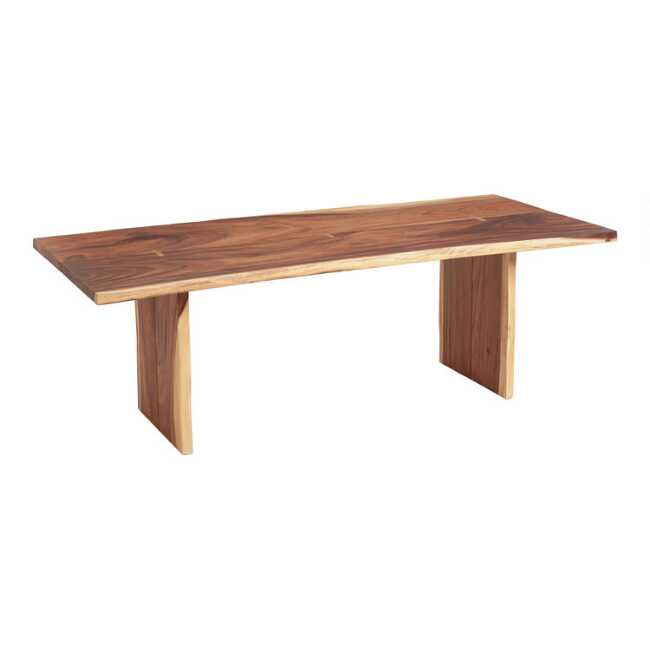 Stupendous Live Edge Wood Sansur Dining Table Gamerscity Chair Design For Home Gamerscityorg