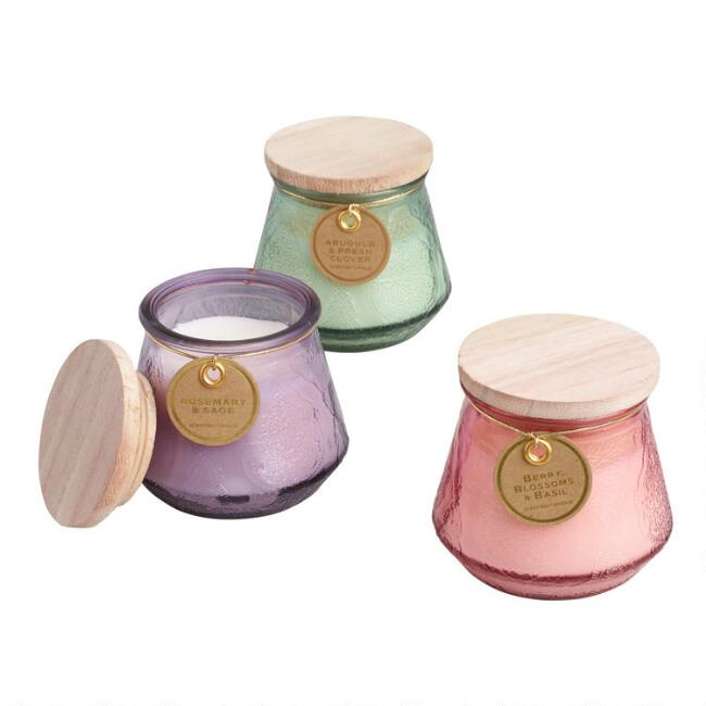 Marrakesh Filled Jar Candle Collection