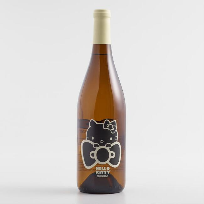 Hello Kitty Chardonnay
