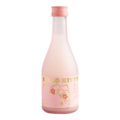 Hello Kitty Nigori Sake