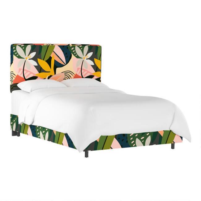 Ibiza Multi Loran Upholstered Bed