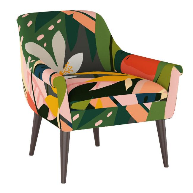 Layla Upholstered Armchair