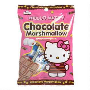 Hello Kitty Chocolate Marshmallow Set of 6