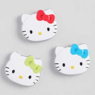 Hello Kitty Sour Candy Tin Set of 3