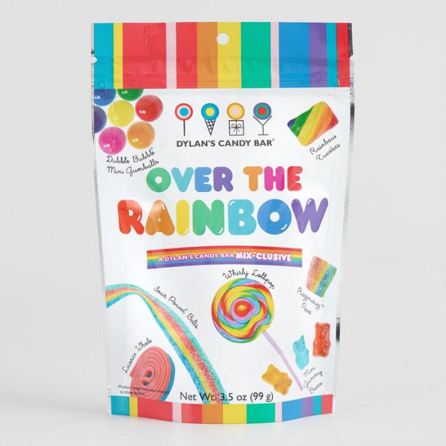Dylan's Candy Bar Over the Rainbow Gummy Candy