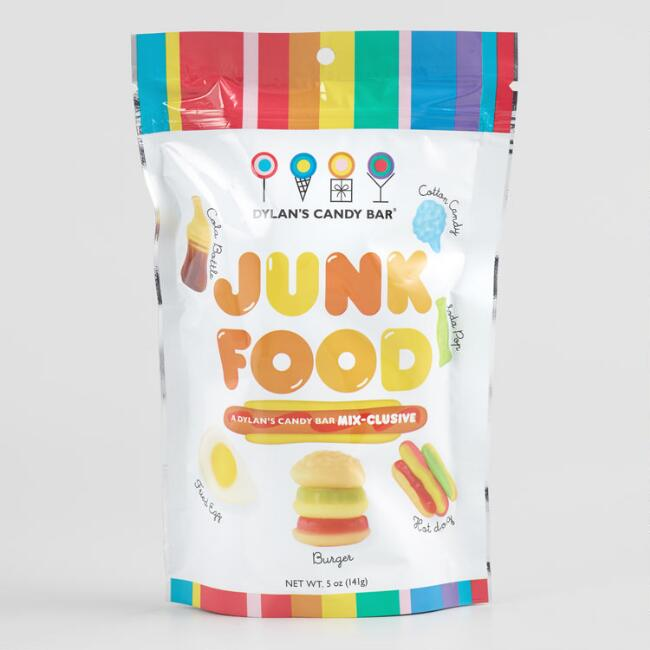 Dylan's Candy Bar Junk Food Gummy Candy