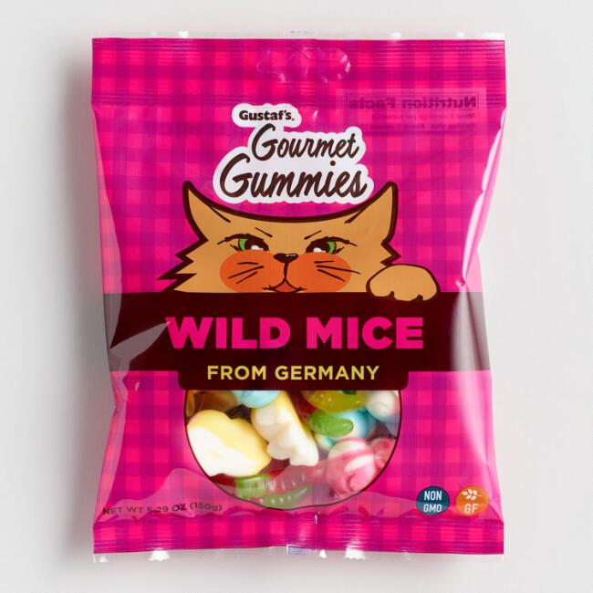 Gerrit's Wild Mice Gummy Candy