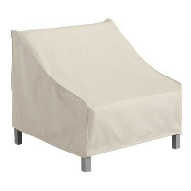 Alicante Outdoor Occasional Chair Cover