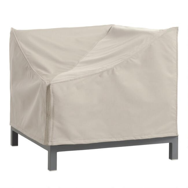 Alicante Outdoor Sectional Corner Chair Cover