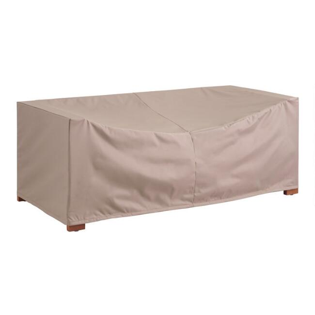 Formentera 3 Seater Outdoor Occasional Sofa Cover