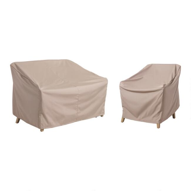 Rapallo and Cambria Outdoor Furniture Cover Collection