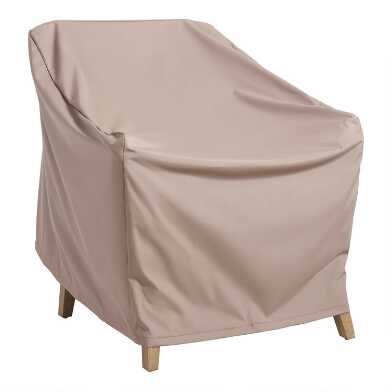Rapallo and Cambria Outdoor Occasional Chair Cover