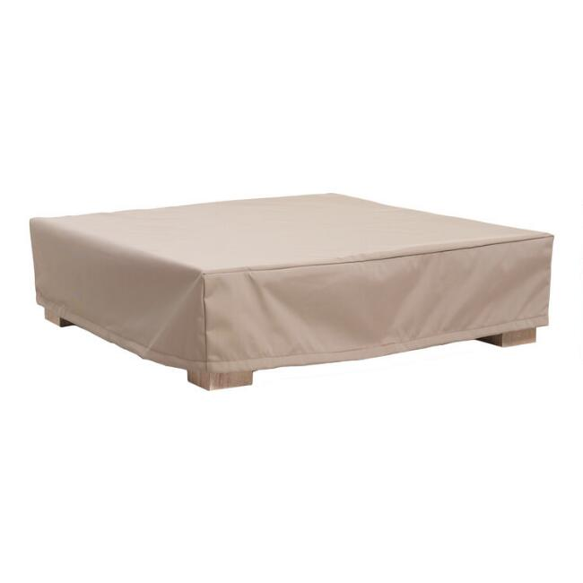 Segovia Outdoor Occasional Coffee Table Cover
