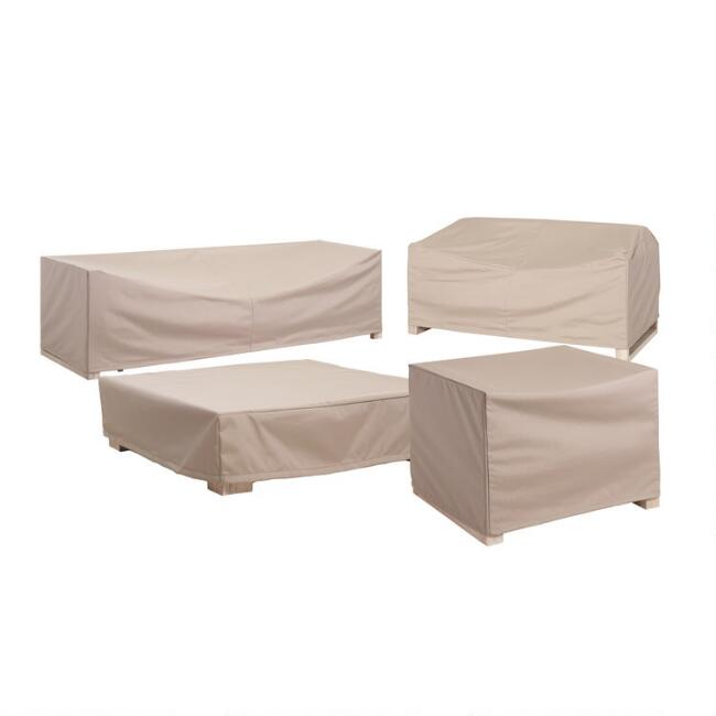 Segovia Outdoor Furniture Cover Collection