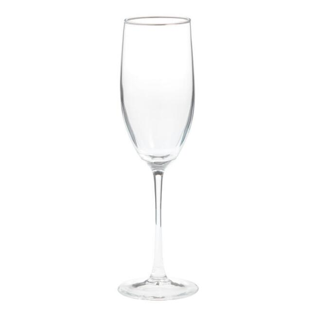 Everyday Champagne Flutes 4 Pack