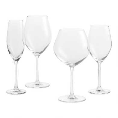 Sante Glassware Collection