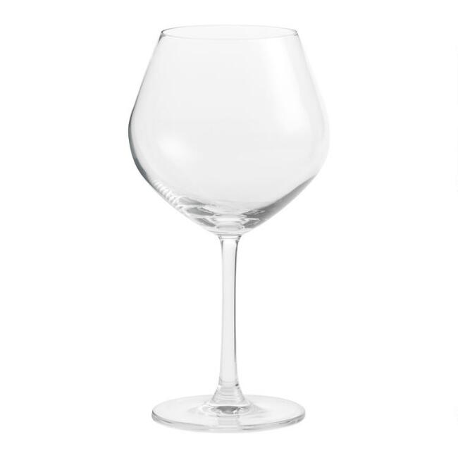 Sante Red Wine Glasses Set of 6