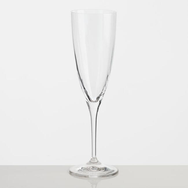Kate Optic Champagne Flutes Set of 6