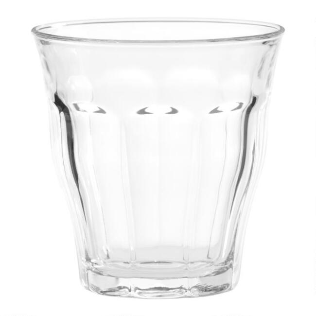 Duralex Tempered Picardie Glasses 6 Pack