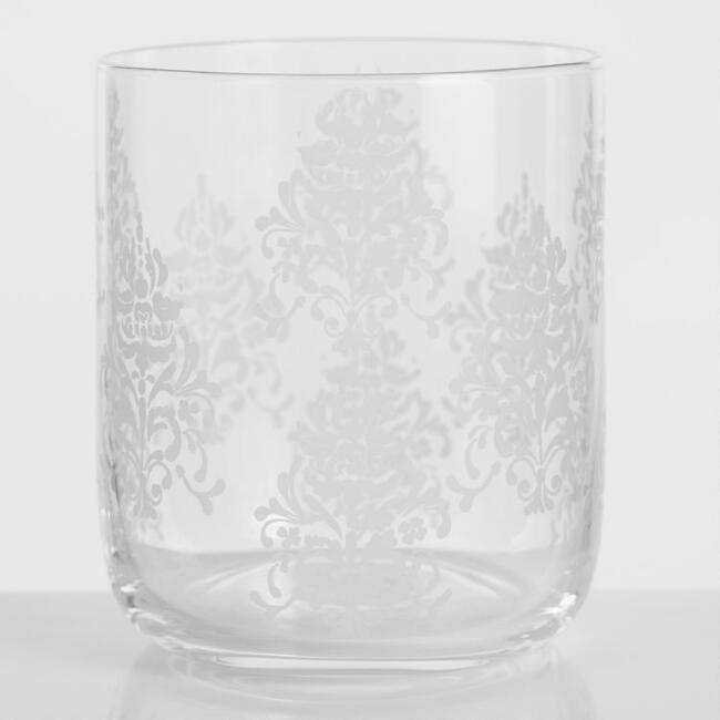 Sanctuary Double Old Fashioned Glasses Set of 4