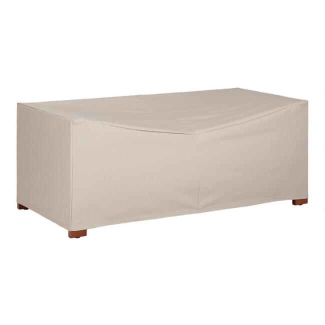 Formentera Outdoor Occasional Bench Cover